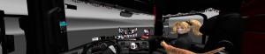 ETS2 Renault magnum Interior